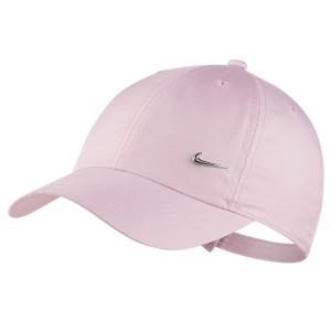 אביזרי ביגוד נייק לנשים Nike Y NK H86 CAP METAL SWOOSH - ורוד