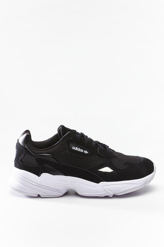 נעליים Adidas Originals לנשים Adidas Originals Falcon - שחור