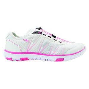 נעליים סמפ לנשים CMP Atlas Light - לבן/ורוד