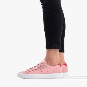 נעליים Adidas Originals לנשים Adidas Originals Sleek - ורוד