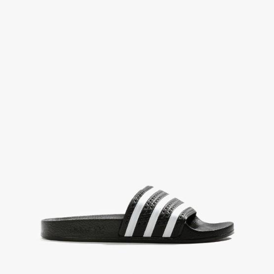 כפכפי אדידס לגברים Adidas Originals Adilette - שחור