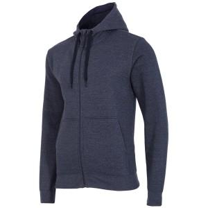 בגדי חורף פור אף לגברים 4F H4Z18BLM002DENIMMELAN - כחול