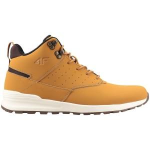 נעלי הליכה פור אף לגברים 4F Urban Hiker - חרדל