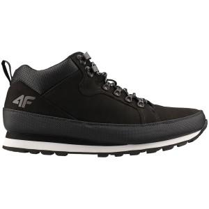 נעלי הליכה פור אף לגברים 4F Urban Hiker - שחור
