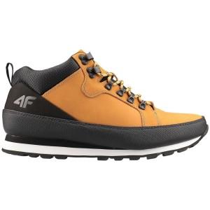 נעלי הליכה פור אף לגברים 4F Urban Hiker - שחור/חום
