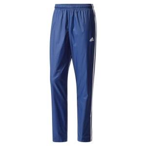 ביגוד אדידס לגברים Adidas 3 Stripes Woven Pants - כחול