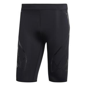 ביגוד אדידס לגברים Adidas Adizero - שחור