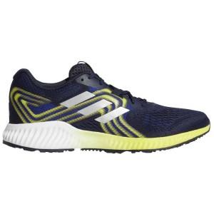 נעליים אדידס לגברים Adidas Aerobounce 2 - כחול/צהוב