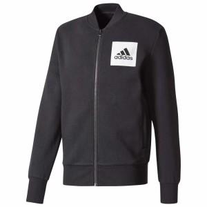 בגדי חורף אדידס לגברים Adidas Bomber Fleece - שחור