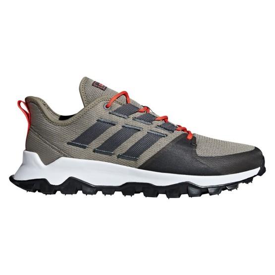 נעליים אדידס לגברים Adidas Kanadia Trail - חום/אפור