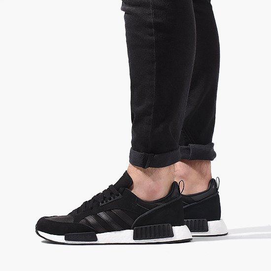 נעליים Adidas Originals לגברים Adidas Originals Bostonsuper x R1 - שחור