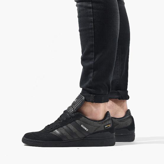 נעליים Adidas Originals לגברים Adidas Originals Busenitz - שחור/אפור