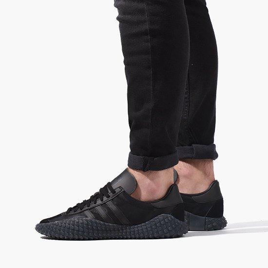 נעליים Adidas Originals לגברים Adidas Originals Country x Kamanda - שחור