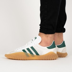 נעליים Adidas Originals לגברים Adidas Originals Country x Kamanda - לבן/ירוק