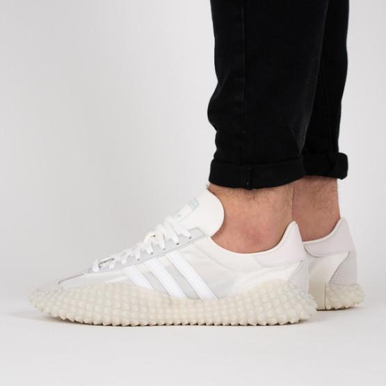 נעליים Adidas Originals לגברים Adidas Originals Country x Kamanda - לבן/אפור