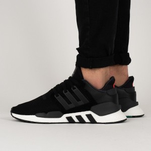 נעליים Adidas Originals לגברים Adidas Originals Eqt EquipMALEt Support 91/18 - שחור