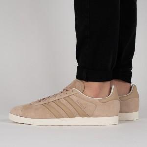נעליים Adidas Originals לגברים Adidas Originals Gazelle Stitch and Turn - חום