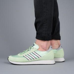 נעליים Adidas Originals לגברים Adidas Originals Glenbuck SPZL Spezial - ירוק בהיר