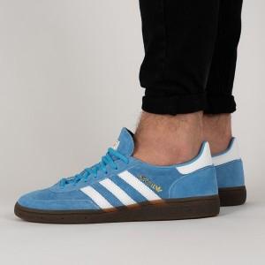 נעלי סניקרס אדידס לגברים Adidas Originals Handball Spezial - כחול