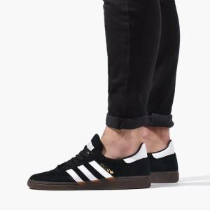 נעלי סניקרס אדידס לגברים Adidas Originals Handball Spezial - שחור