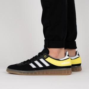 נעליים Adidas Originals לגברים Adidas Originals Handball Top - שחור/צהוב