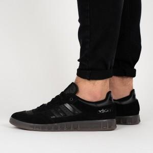 נעליים Adidas Originals לגברים Adidas Originals Handball Top - שחור מלא