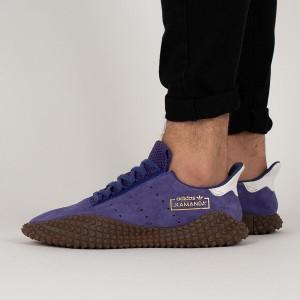 נעליים Adidas Originals לגברים Adidas Originals Kamanda 01 - כחול