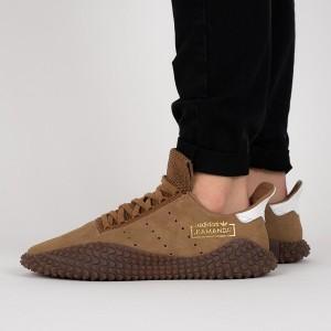 נעליים Adidas Originals לגברים Adidas Originals Kamanda 01 - חום