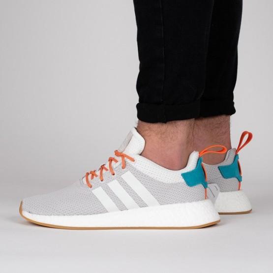 נעליים Adidas Originals לגברים Adidas Originals NMD_R2 Summer - אפור