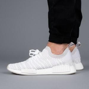 נעליים Adidas Originals לגברים Adidas Originals Nmd_R1 STLT Primeknit - לבן