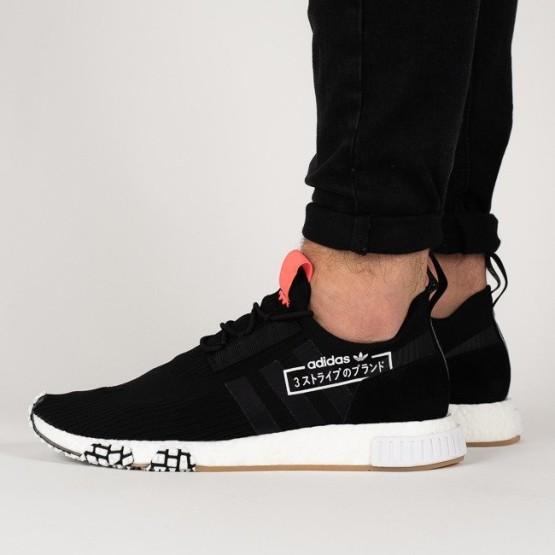 נעליים Adidas Originals לגברים Adidas Originals Nmd_Racer Primeknit - שחור