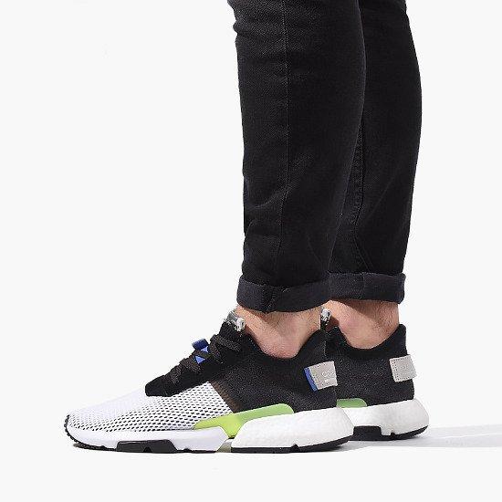 נעליים Adidas Originals לגברים Adidas Originals POD-S3.1 - אפור/שחור