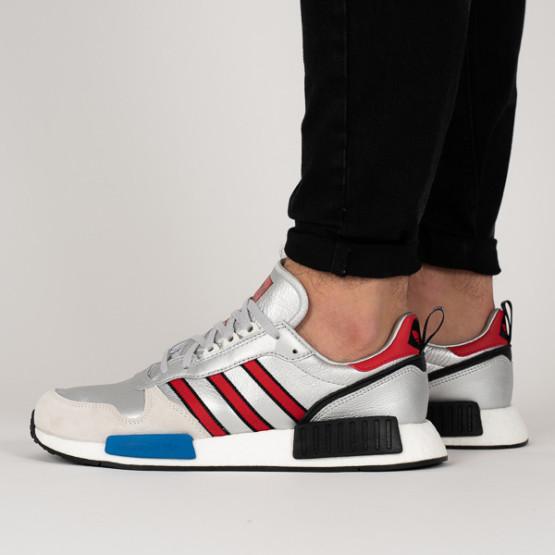 נעליים Adidas Originals לגברים Adidas Originals Risingstar x R1 - אפור/אדום