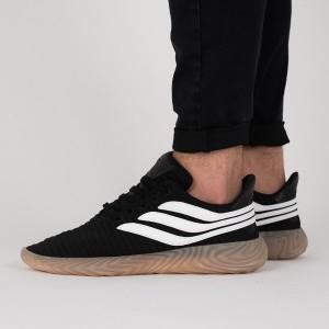 נעליים Adidas Originals לגברים Adidas Originals Sobakov - שחור/לבן