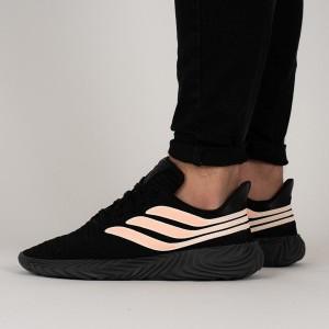 נעליים Adidas Originals לגברים Adidas Originals Sobakov - שחור/כתום