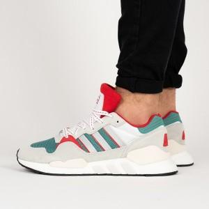 נעליים Adidas Originals לגברים Adidas Originals ZX930 x EQT - אפור/אדום