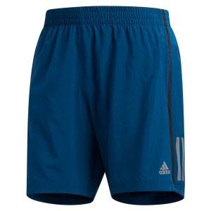 ביגוד אדידס לגברים Adidas Own The Run 7 - כחול