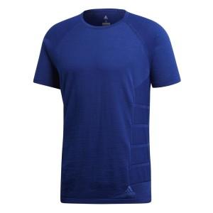 ביגוד אדידס לגברים Adidas Primeknit - כחול