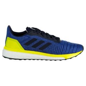 נעליים אדידס לגברים Adidas Solar Drive - כחול/צהוב