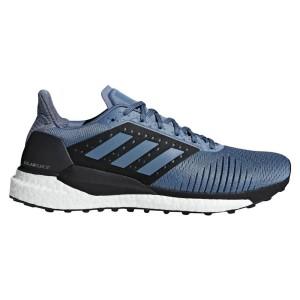 נעליים אדידס לגברים Adidas Solar Glide ST - אפור/שחור