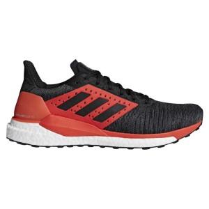 נעליים אדידס לגברים Adidas Solar Glide ST - שחור/אדום