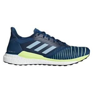 נעליים אדידס לגברים Adidas Solar Glide - טורקיז