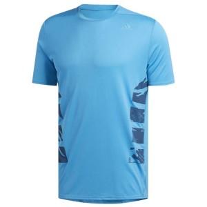 ביגוד אדידס לגברים Adidas Supernova Parley - כחול
