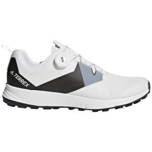 נעליים אדידס לגברים Adidas Terrex Two Boa - לבן/שחור