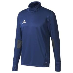 ביגוד אדידס לגברים Adidas Tiro 17 Training - כחול