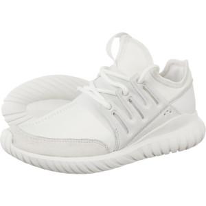 נעליים אדידס לגברים Adidas Tubular Radial  - לבן