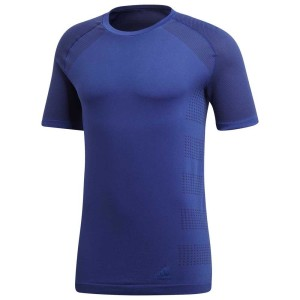 ביגוד אדידס לגברים Adidas Ultra Primeknit - כחול