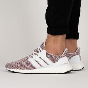 נעליים Adidas Originals לגברים Adidas Originals UltraBoost - צבעוני/לבן