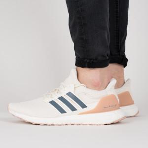 נעליים אדידס לגברים Adidas UltraBoost - לבן