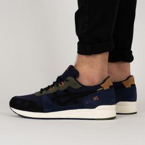 נעליים אסיקס לגברים Asics Gel-Lyte Gore-Tex - כחול/שחור